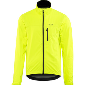 GORE WEAR C3 Gore-Tex Active Jas Heren, neon yellow